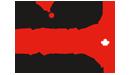 Canadascene logo blkred