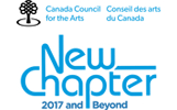 Canada Council for the Arts - New Chapter