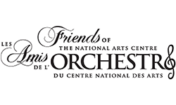 Friends of the orchestra logo