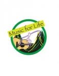 Music for life logo