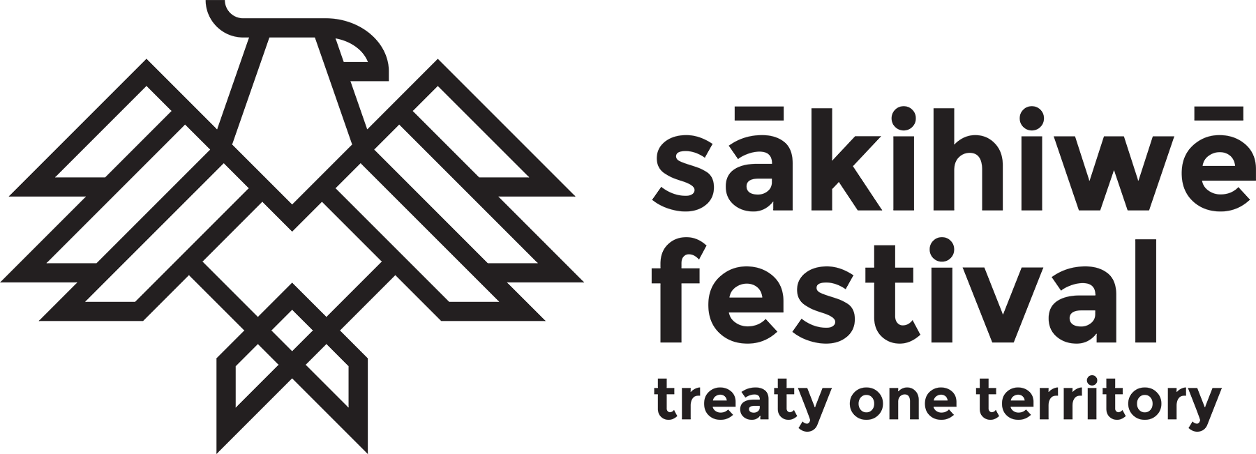 Sakihiwe logo - one colour