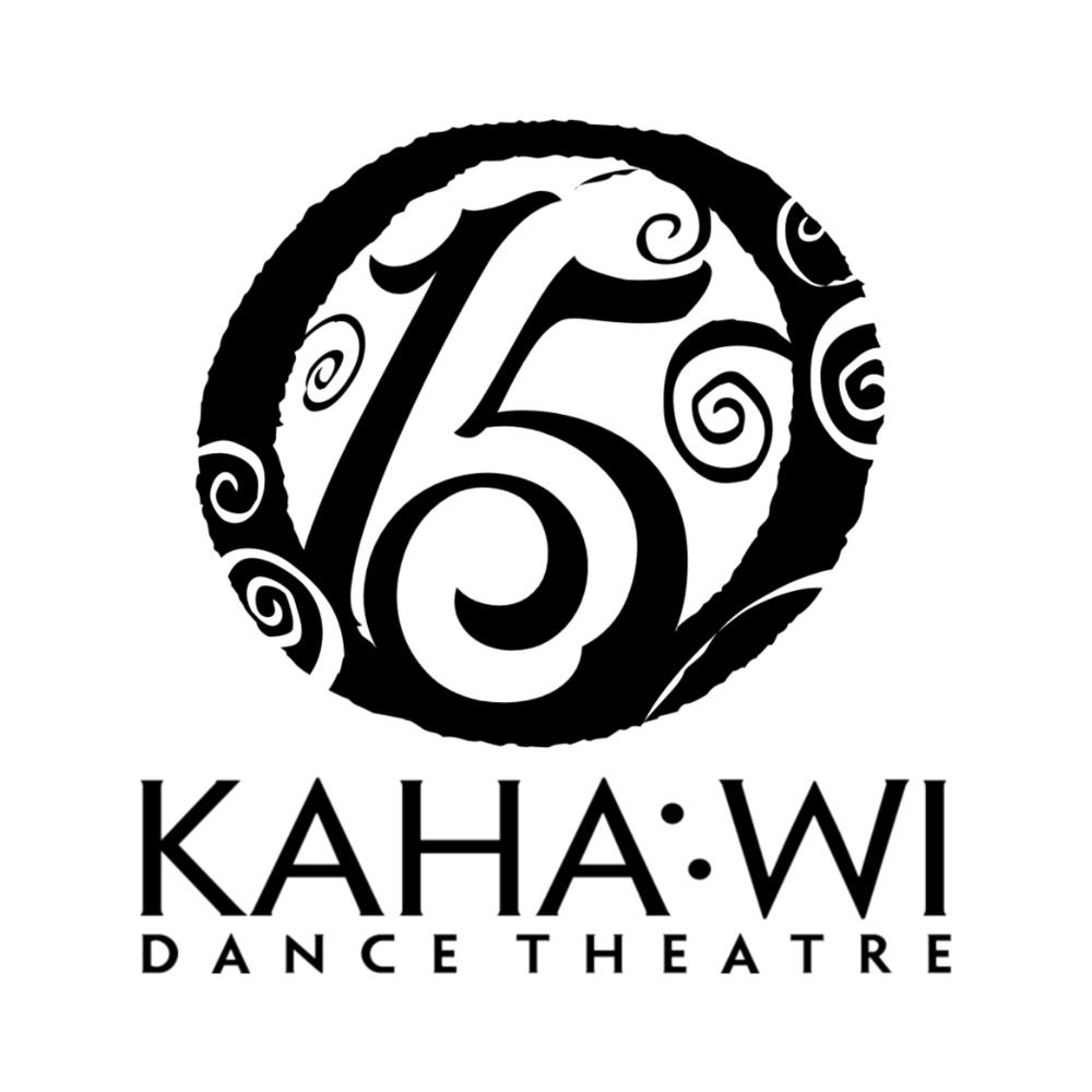 Kahawi 15 anniv logo - black